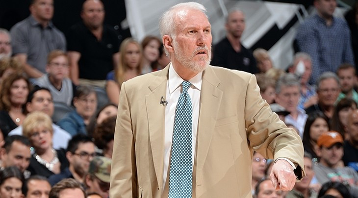 US basketball coach Popovich knows Olympic roster may be a challenge to fill