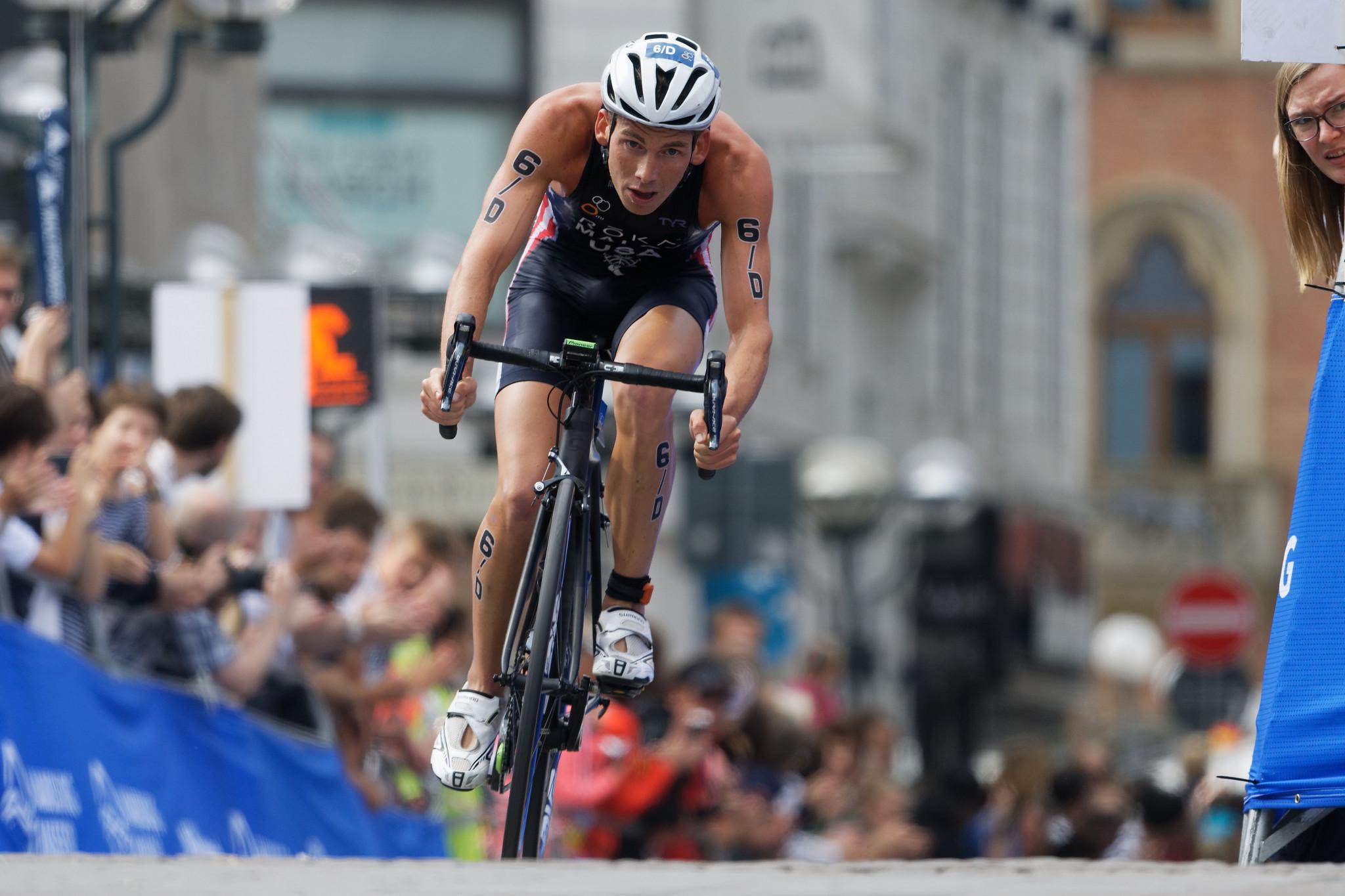 Rio 2016 Olympian Maloy to lead USA Triathlon Collegiate Recruitment Programme