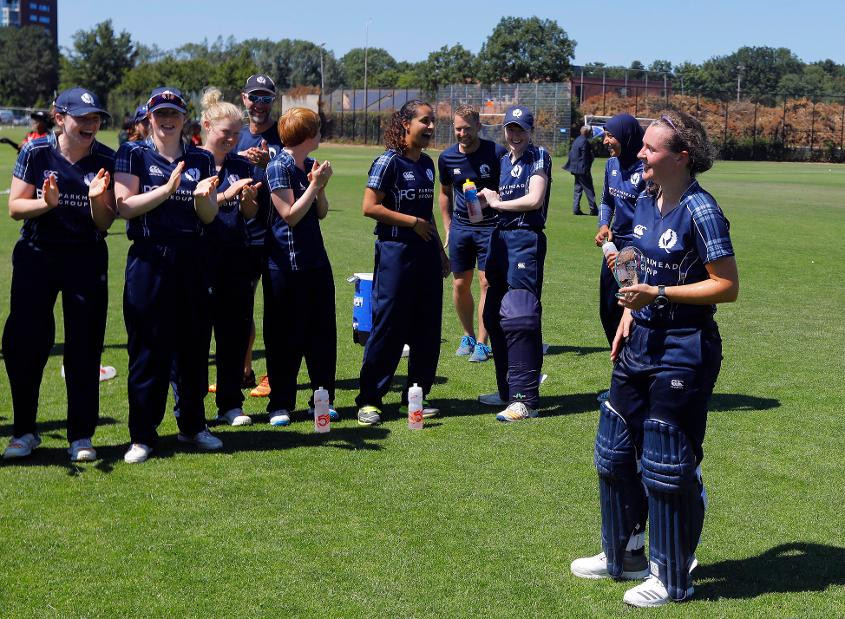 Scotland will start as favourites in Murcia ©ICC