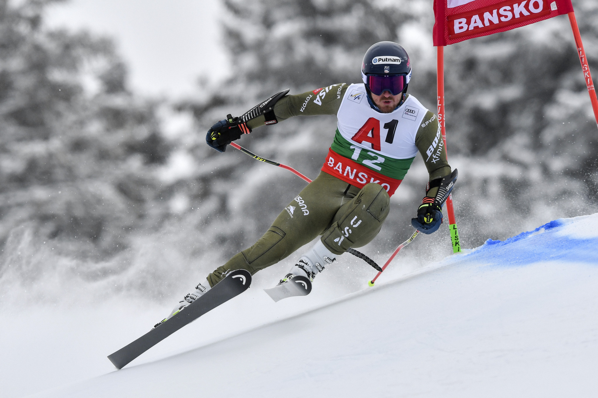 Olympic men's giant slalom gold medallist Ted Ligety is just one of U.S. Ski & Snowboard 's success stories under Luke Bodensteiner's guidance ©Getty Images