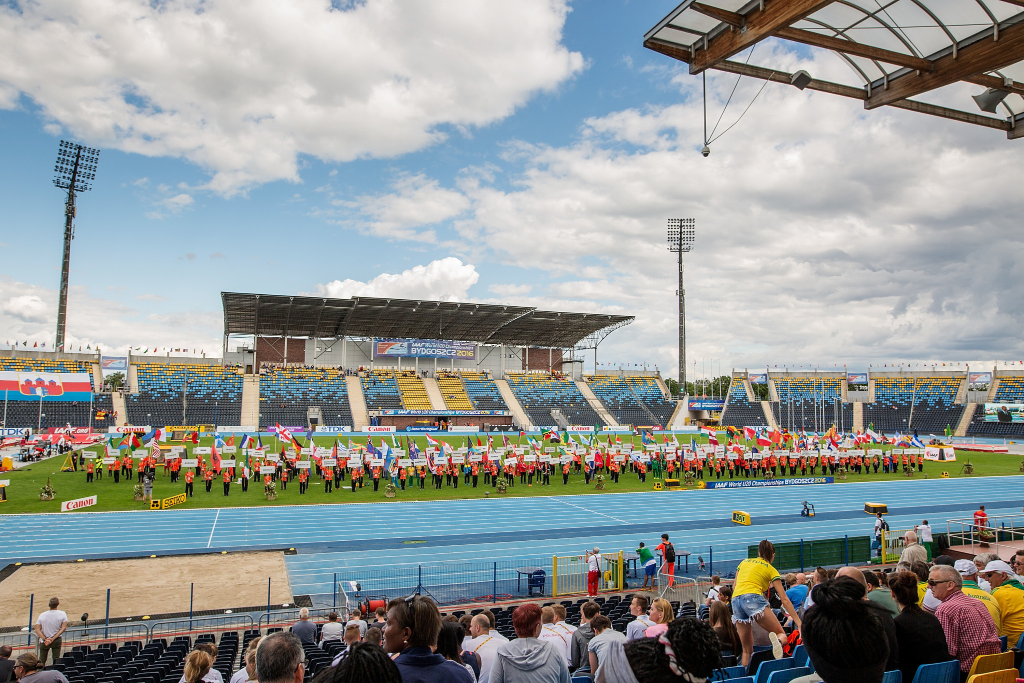 Bydgoszcz awarded 2020 World Para Athletics European Championships