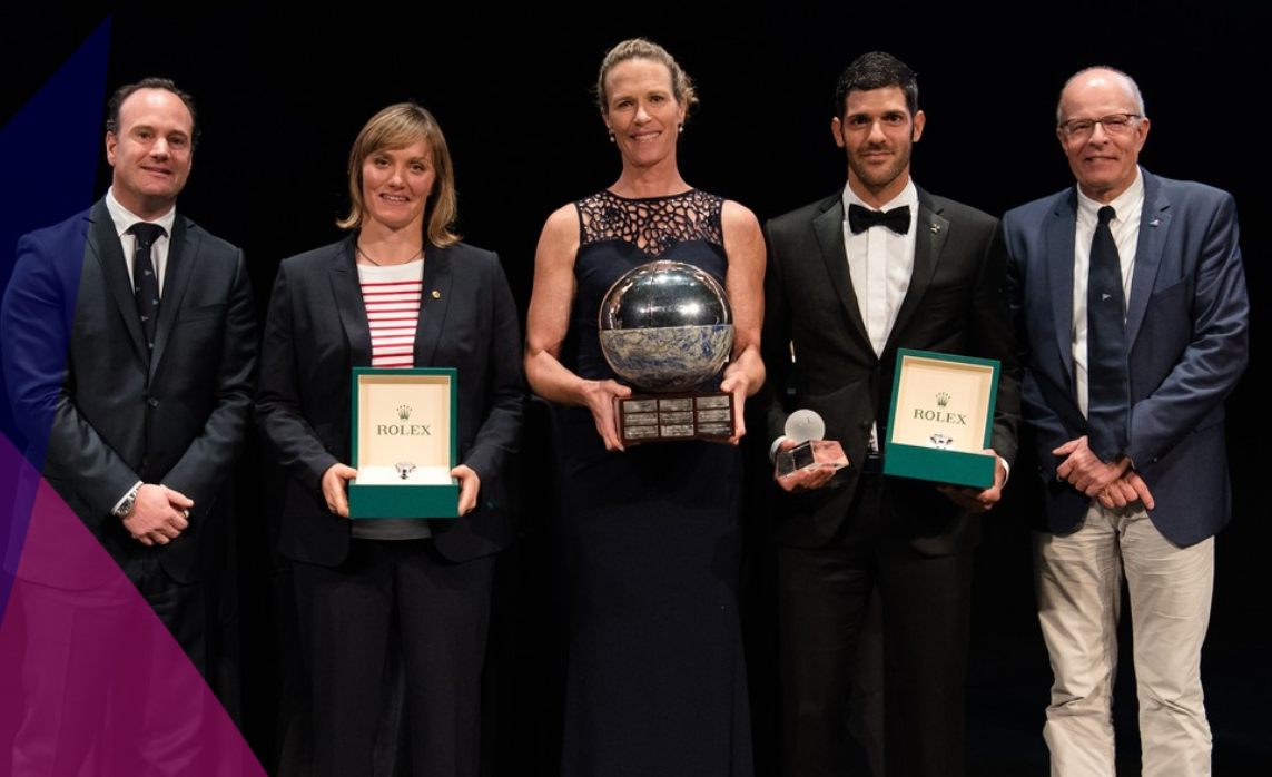 The nomination process for the 2019 World Sailing Awards has officially opened ©World Sailing