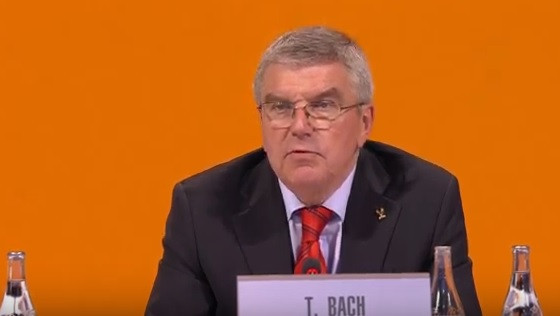 Bach dismisses concerns over Diack on Dakar 2022 after Sir Craig Reedie asks for update on corruption cases at IOC Session