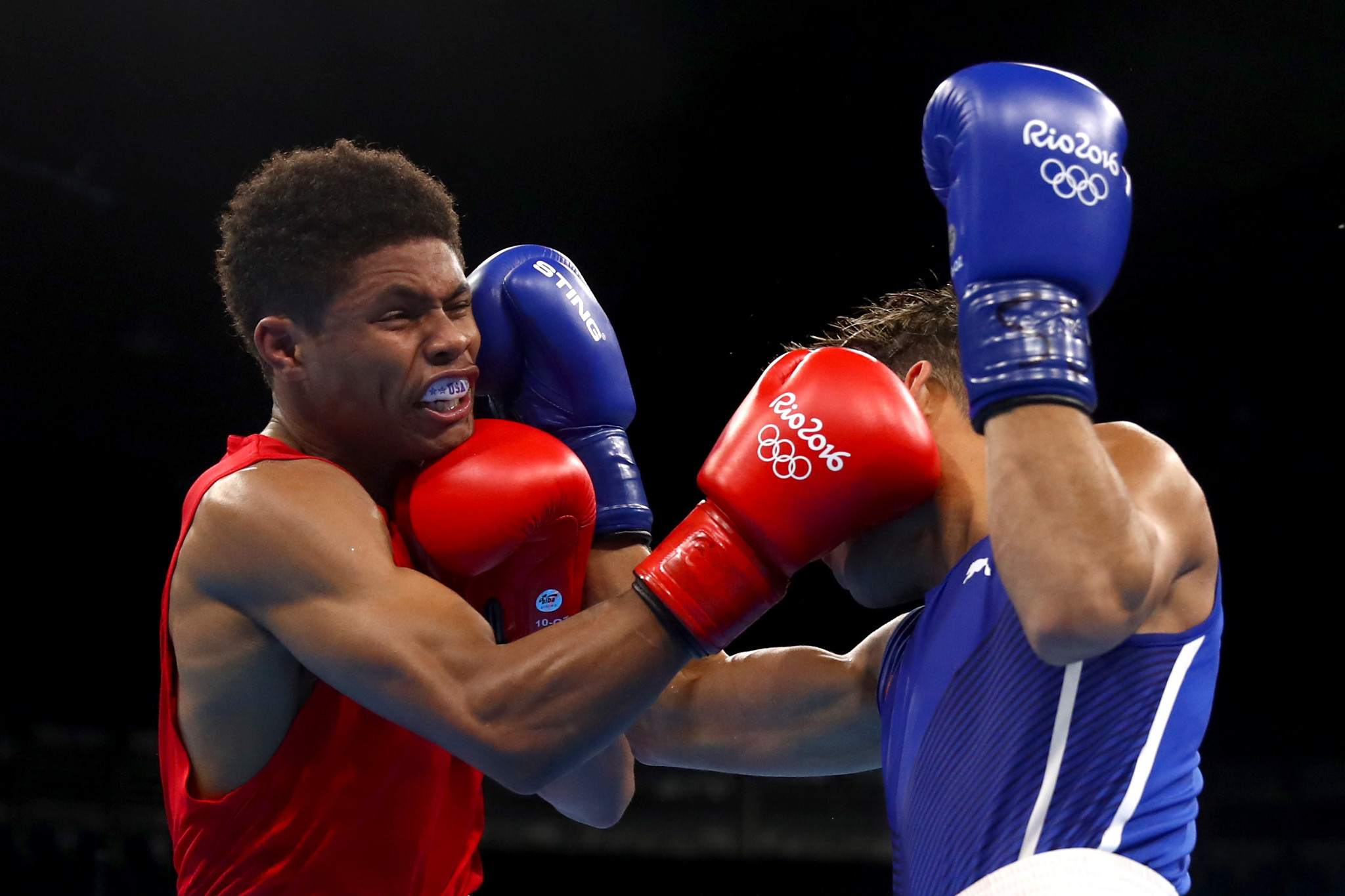 The IOC Session ratified the suspension of AIBA ©Getty Images