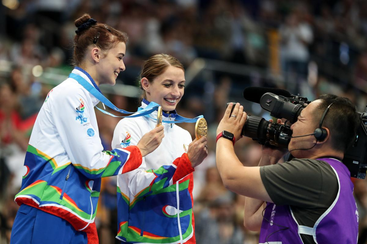 The European Games: Day six of competition