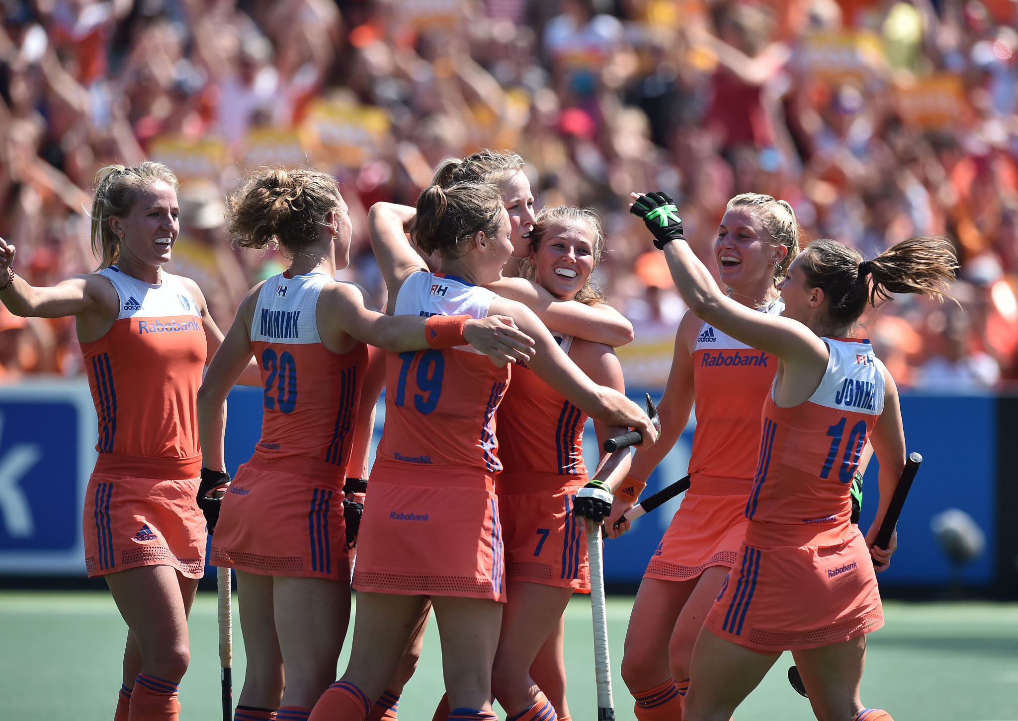 The Dutch women will take some stopping on home soil after their superb league campaign ©Getty Images