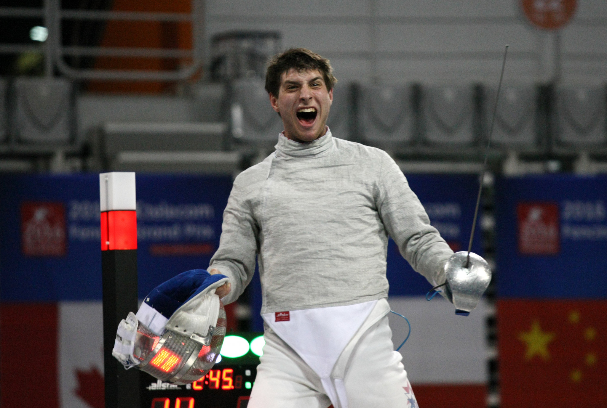 Dershwitz to head American challenge at Pan American Fencing Championships as country eyes more dominance