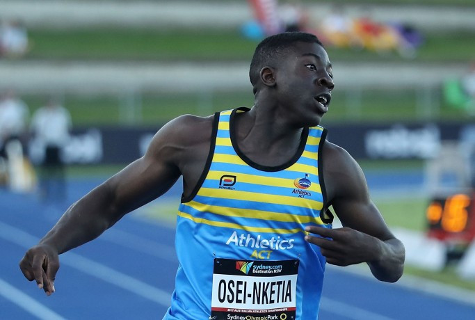 Osei-Nketia and Hobbs complete 100m sprint double for New Zealand at Oceania Athletics Championships