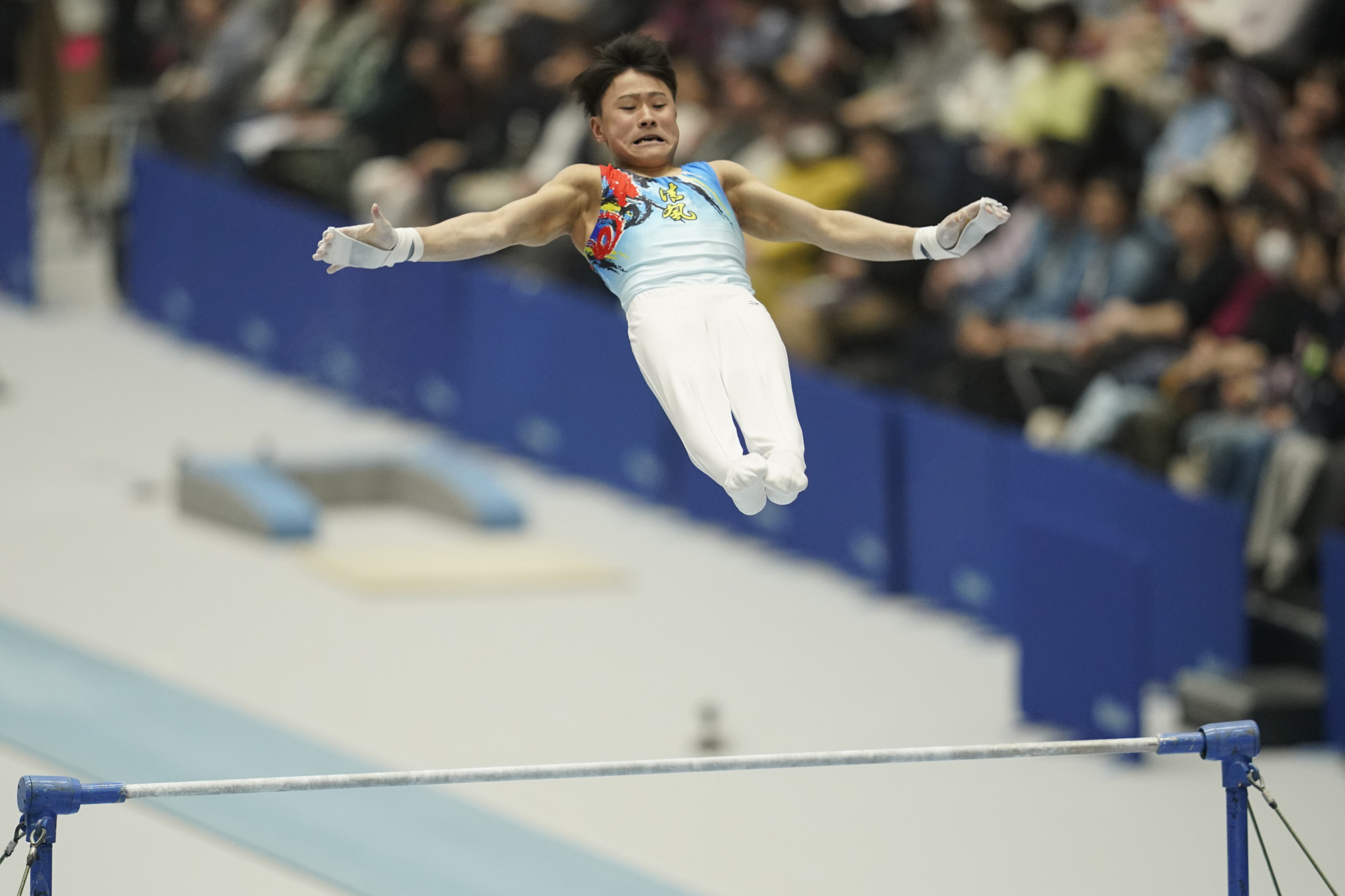 Five-time Youth Olympic gold medallist among field for debut of Artistic Gymnastics Junior World Championships
