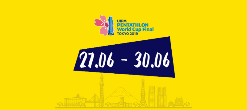 The 2019 International Modern Pentathlon Union World Cup Final is set to take place over the coming four days ©UIPM