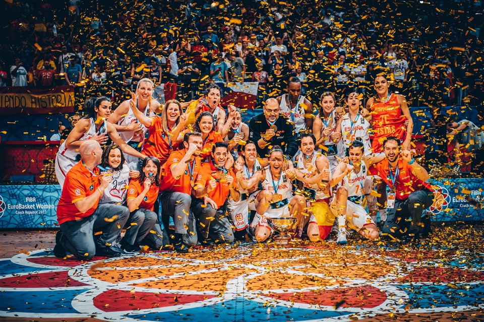 The 2019 FIBA Women's EuroBasket is due to get underway tomorrow with Spain looking to become the first team to defend the title since the Soviet Union did so in 1991 ©FIBA