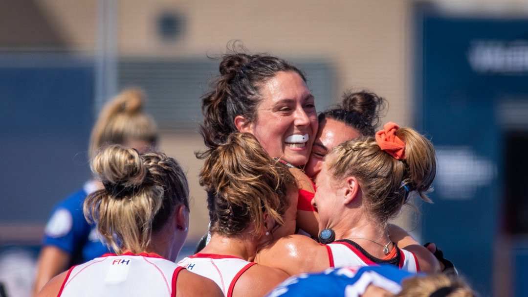 Canada and hosts Spain through to gold medal match at FIH Series Finals event in Valencia