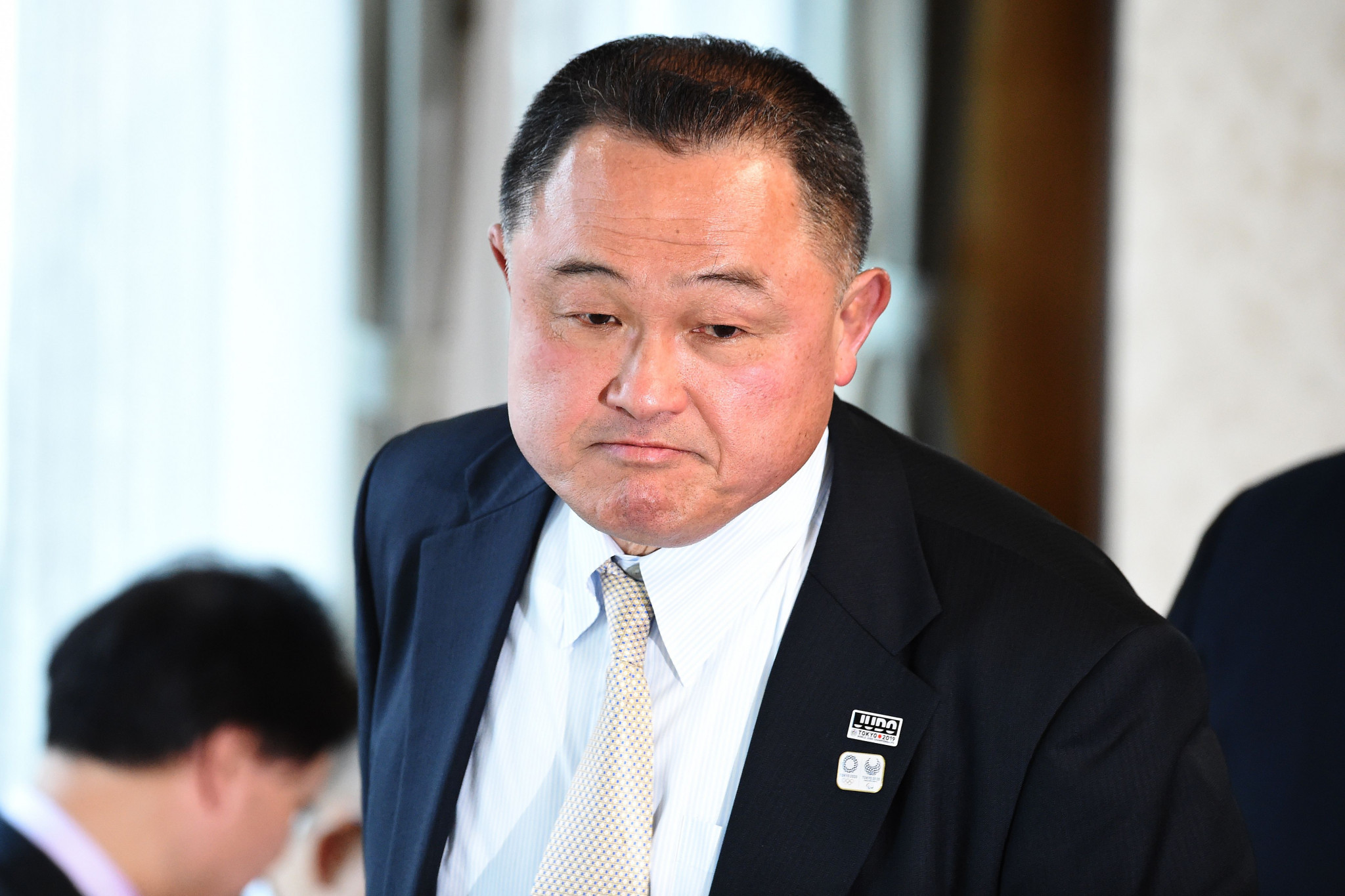 Yamashita set for election as Japanese Olympic Committee President to replace Takeda