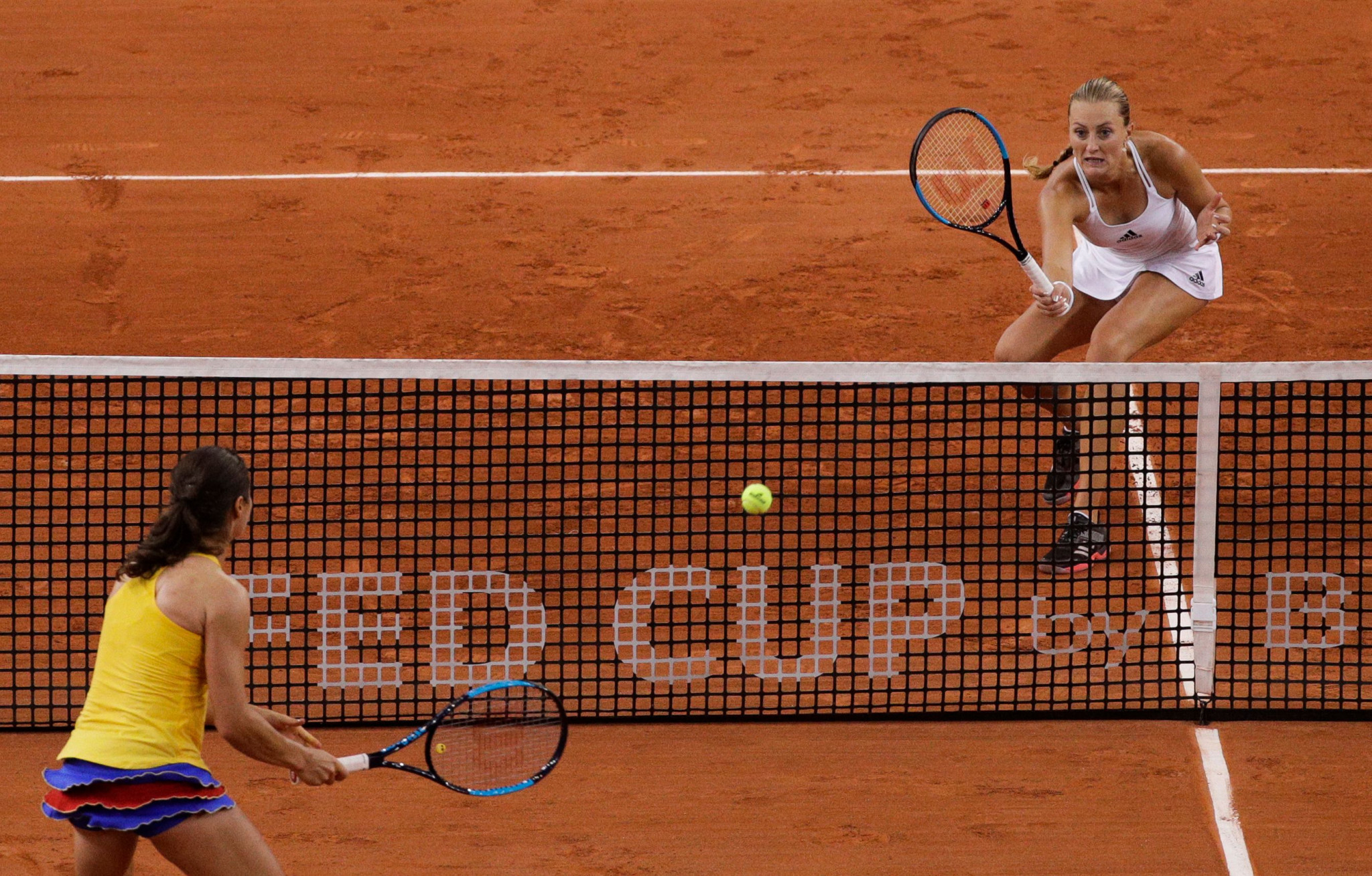 The finals will take place on clay in Budapest ©Getty Images