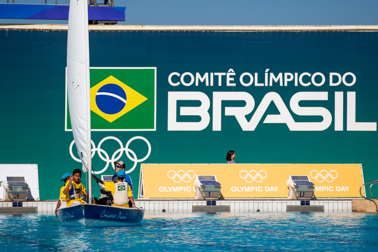 Brazilian Olympic Committee launches anti-racism initiative