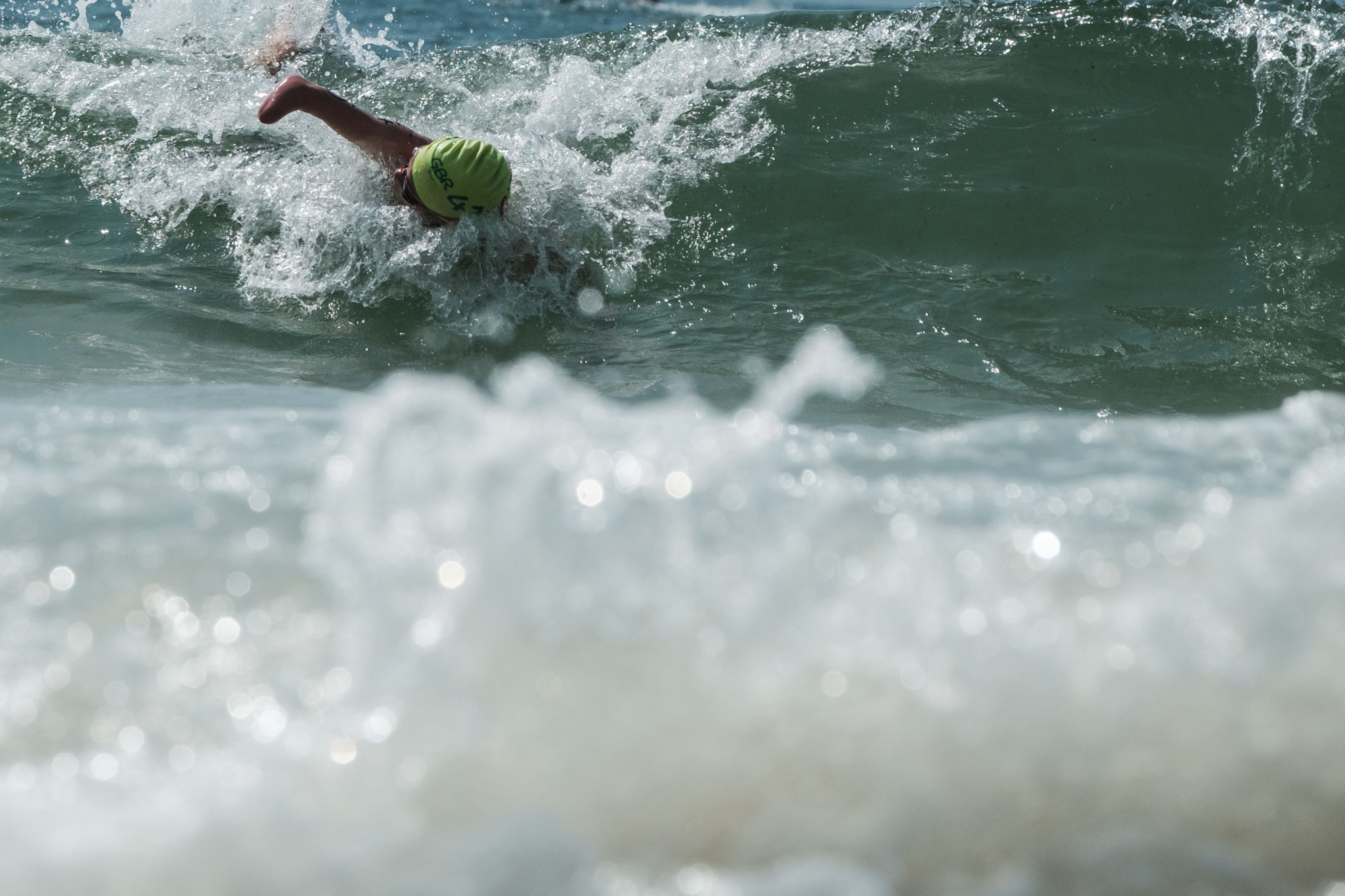 Lauren Steadman will make her first start of the season ©Getty Images