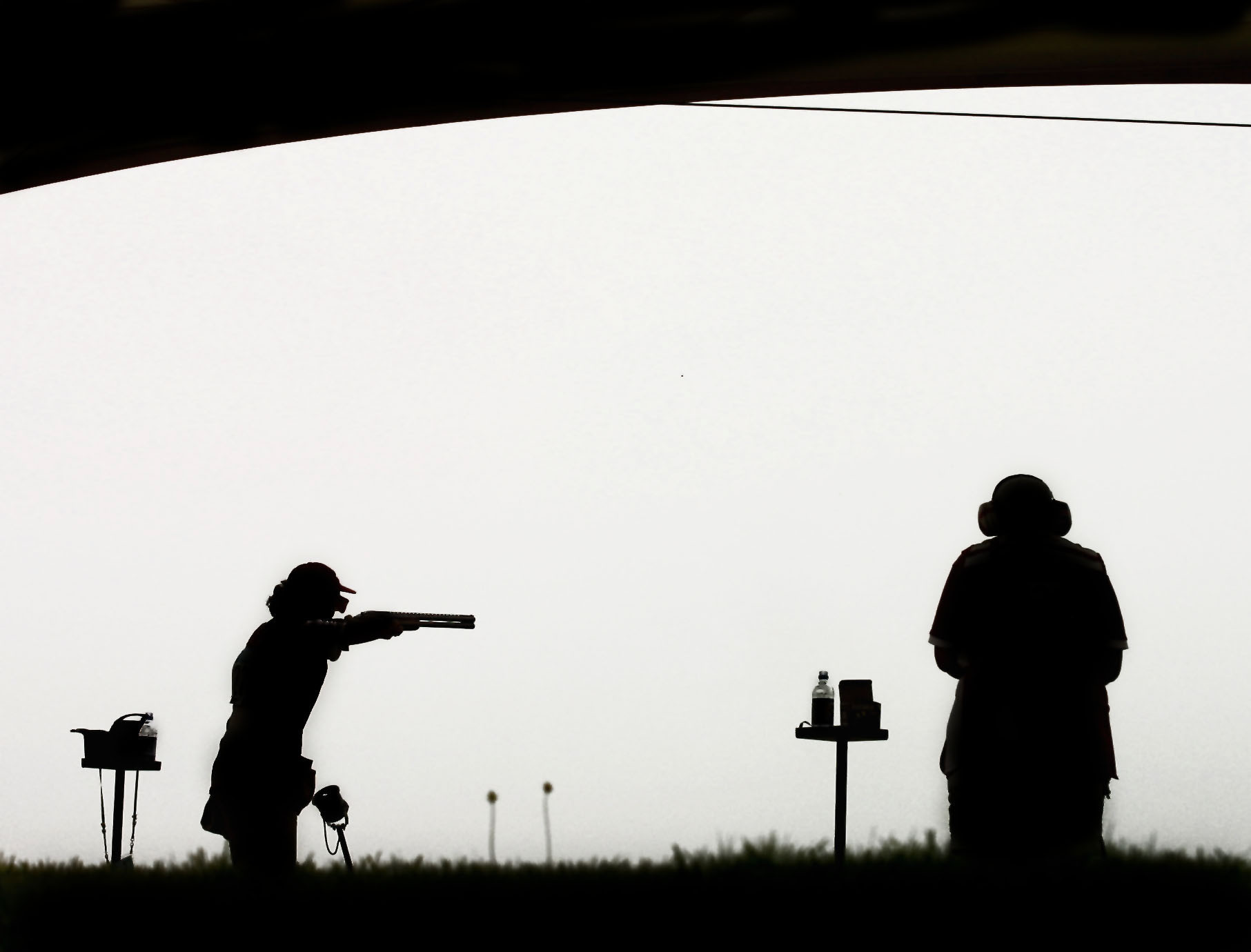 Bisley hosted the shooting competition the last time England staged the Commonwealth Games in Manchester in 2002, but Birmingham were not prepared to invest money in refurbishing it for 2022 ©Getty Images