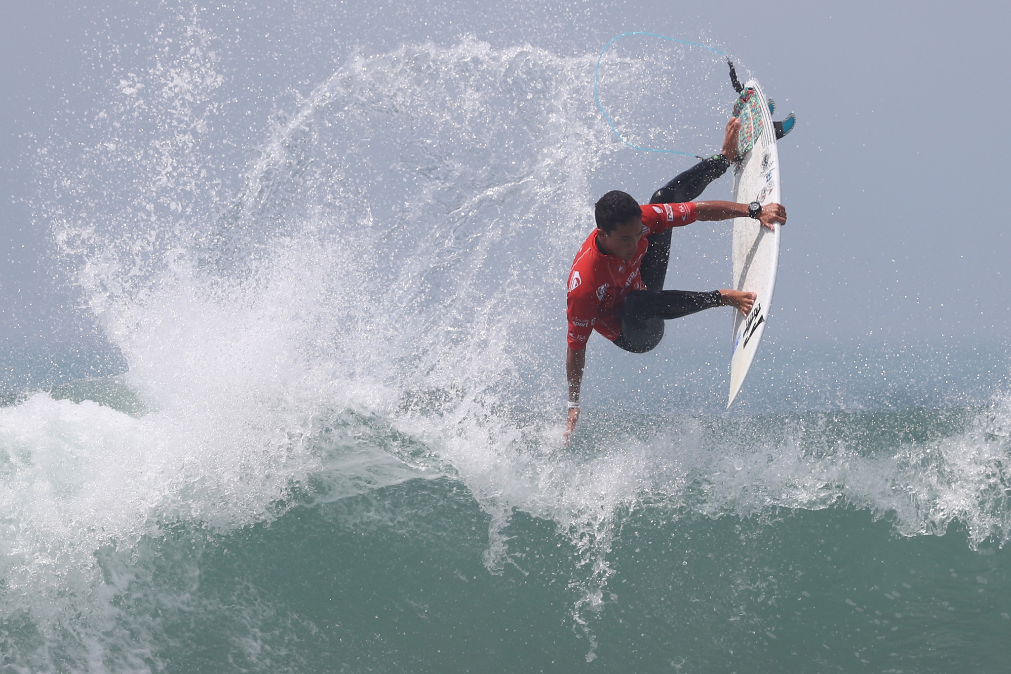 Biarritz is expected to be a candidate to host Paris 2024 surfing competitions ©Getty Images