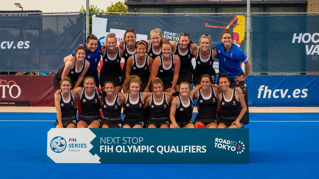 Canada are also through to Tokyo 2020 qualifiers ©FIH/Twitter