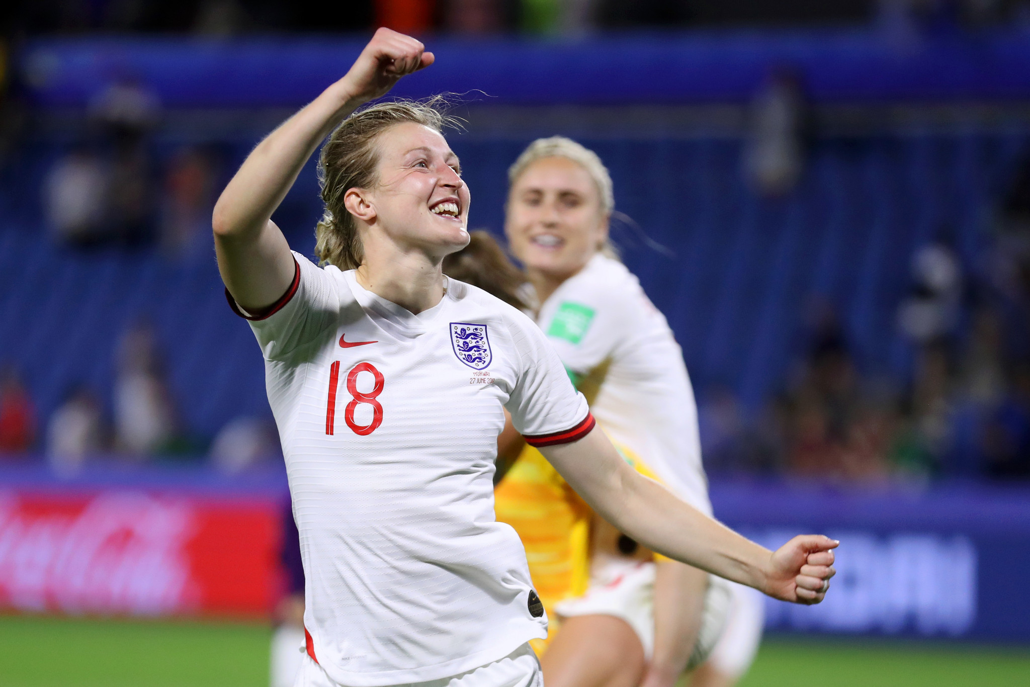 England ease into second straight semi-final at FIFA Women's World Cup