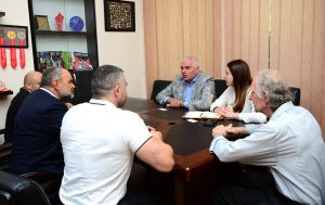 IFBB holds technical seminar with focus on judging in Tbilisi
