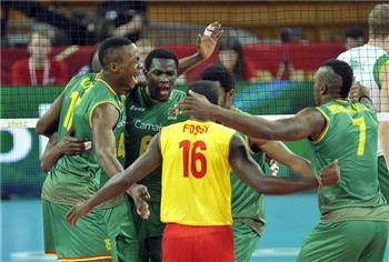 Brazzaville to host men's volleyball African Olympic Qualifying Tournament