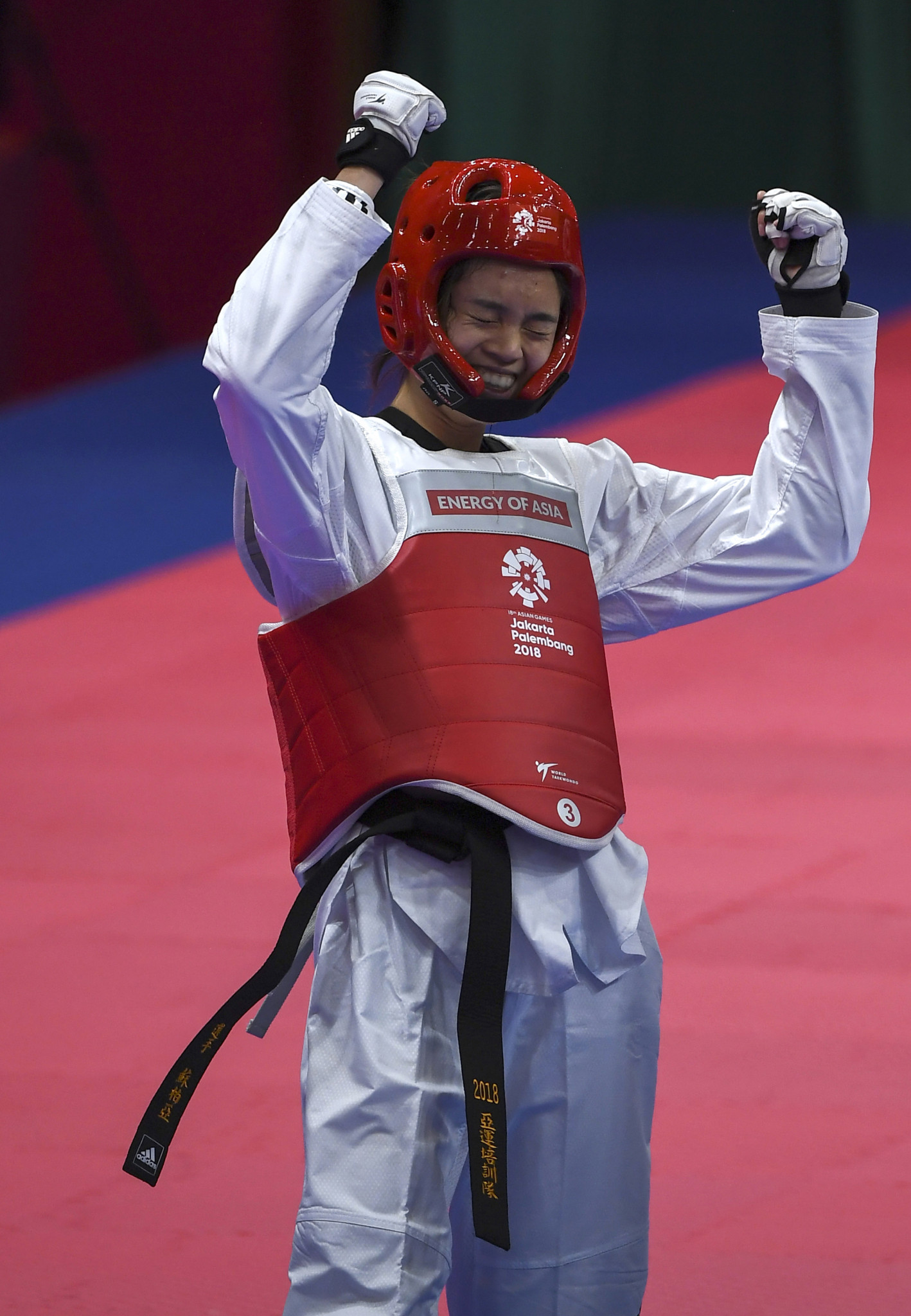 Chinese Taipei and Britain claim three gold medals each at World Taekwondo President's Cup for Oceania region