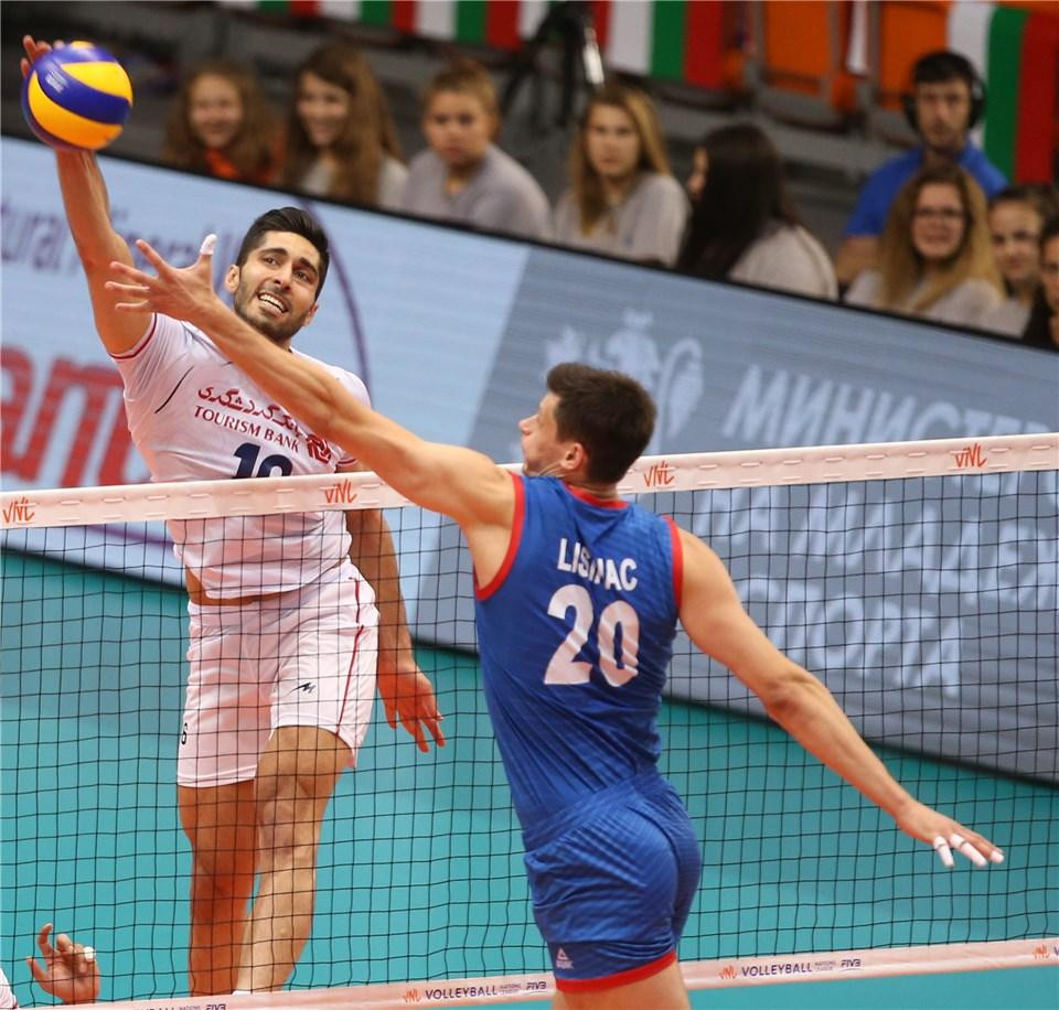 Iran beat Serbia to bounce back from their loss to France ©FIVB