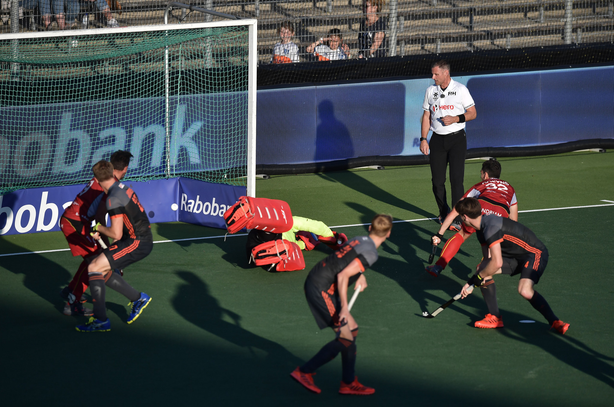 Belgium to meet Australia in men's final of FIH Pro League