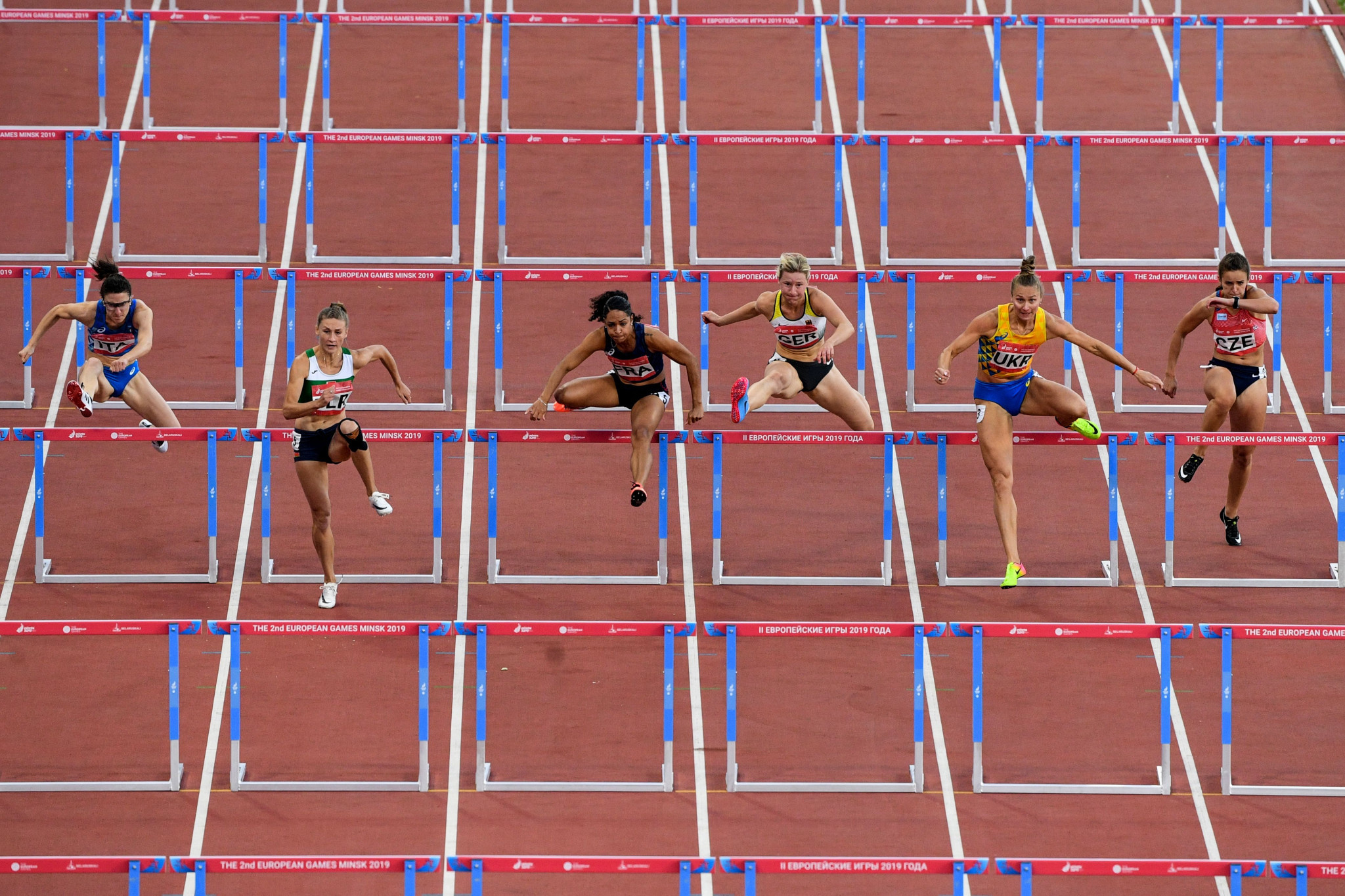 Minsk 2019 athletics competition comes to conclusion