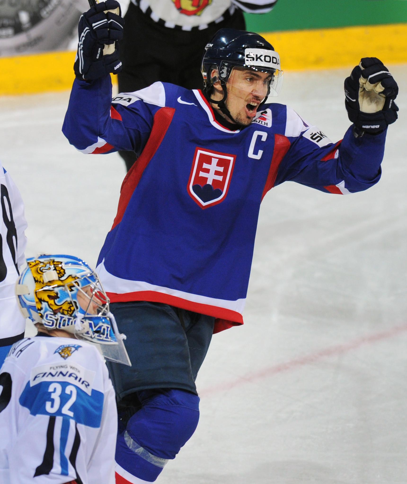 Miroslav Šatan prežil s národným tímom Slovenska veľmi úspešný život © Getty Images