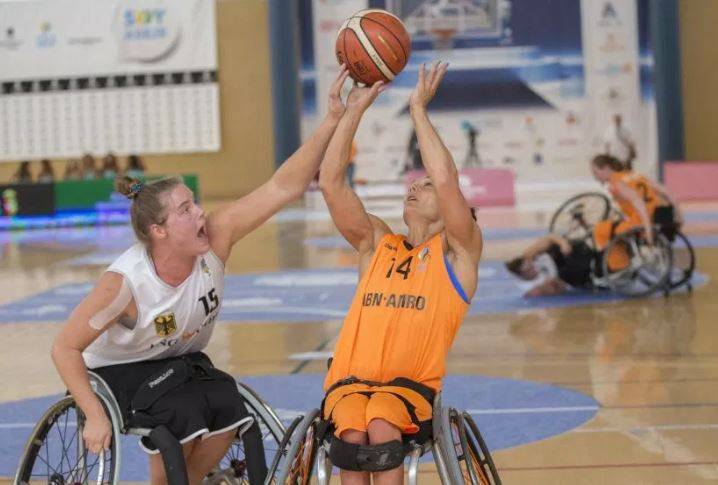 Hosts the Netherlands will bid to defend their 2017 European title on home turf at the International Wheelchair Basketball Federation Women's European Championship in Rotterdam ©IWBF