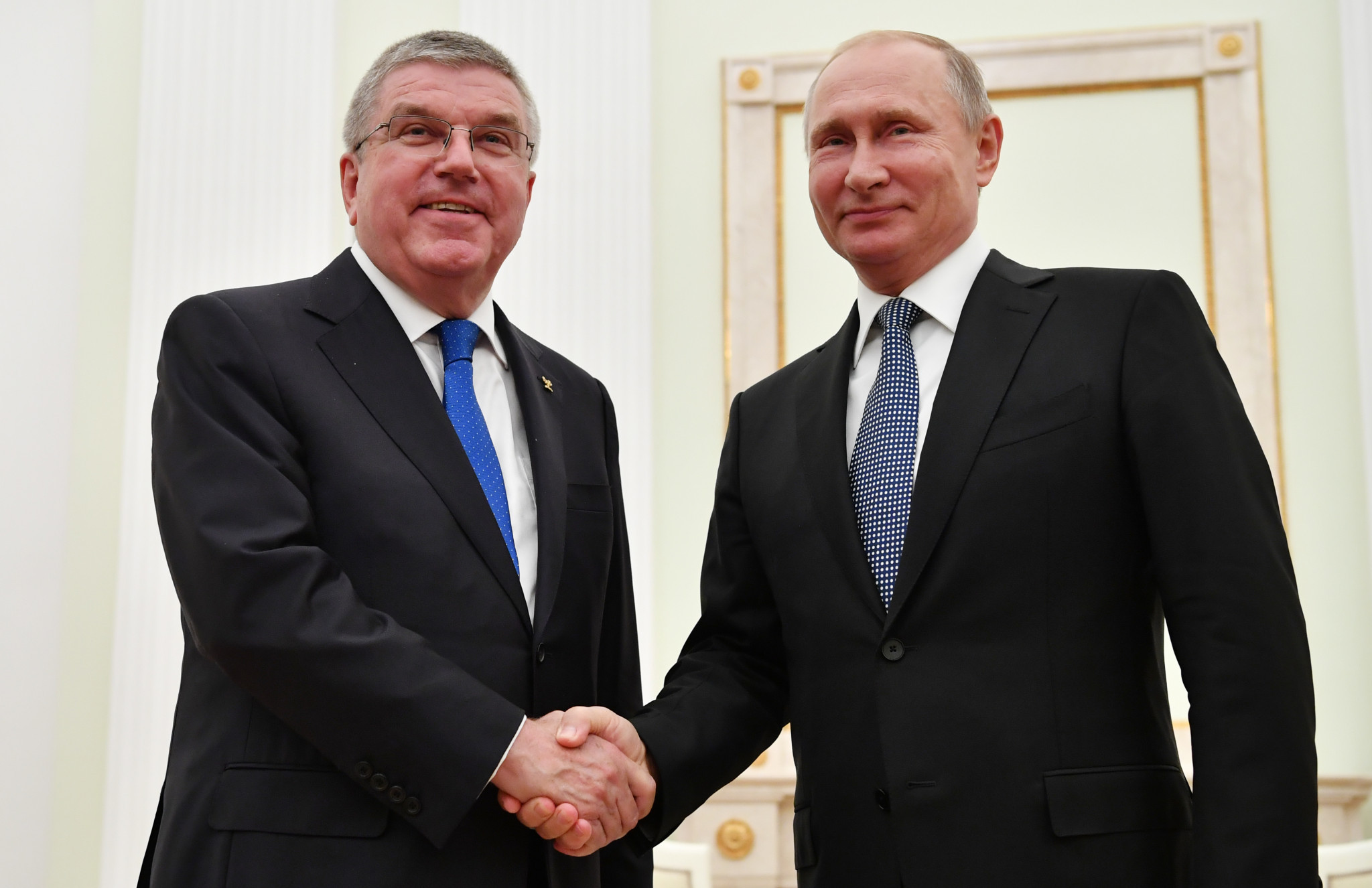 Bach and Putin to attend Minsk 2019 Closing Ceremony