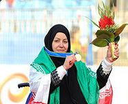 Iranian Paralympic Games archery medallist dies at age of 42