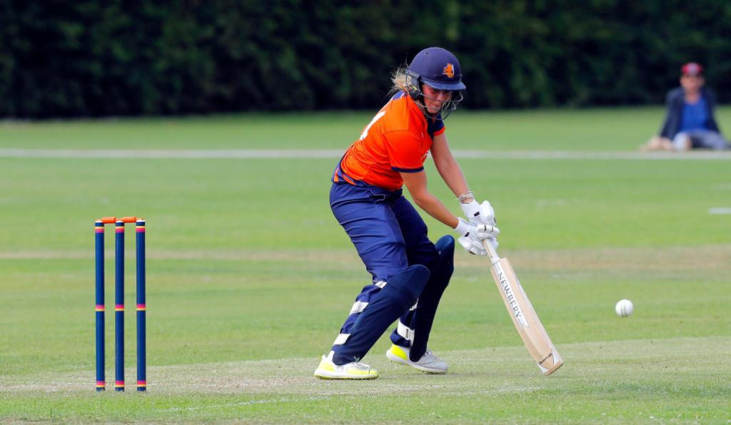 The Netherlands secured top spot in the ICC Women's Qualifier Europe today ©ICC T20 World Cup/Twitter