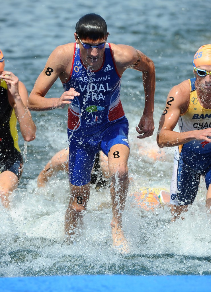 French triathlete Vidal dies in sleep aged 31