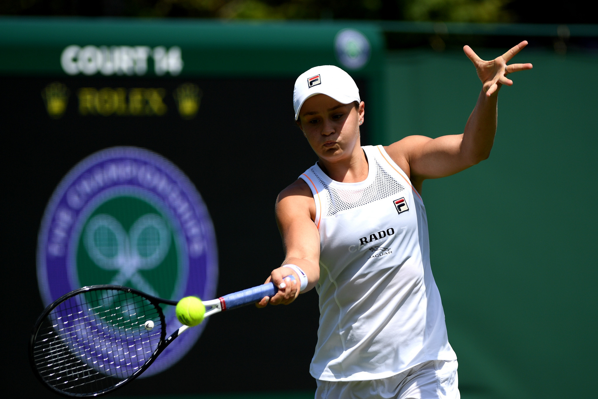 Barty and Djokovic favourites for Wimbledon singles crowns