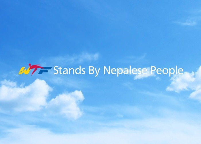 World Taekwondo Federation offers support and condolences to those affected by Nepal earthquake