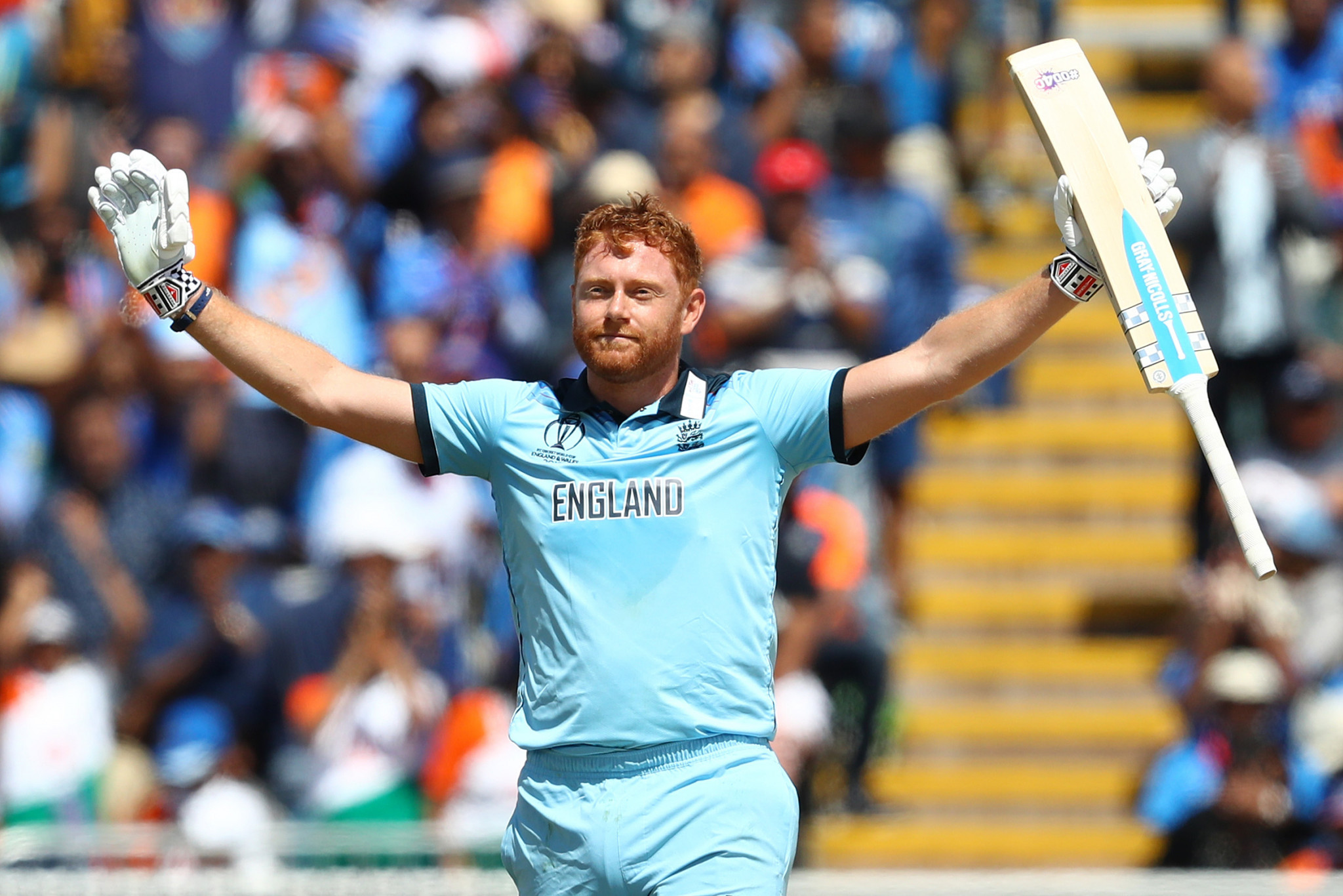 England get ICC Cricket World Cup campaign back on course as end India's unbeaten run