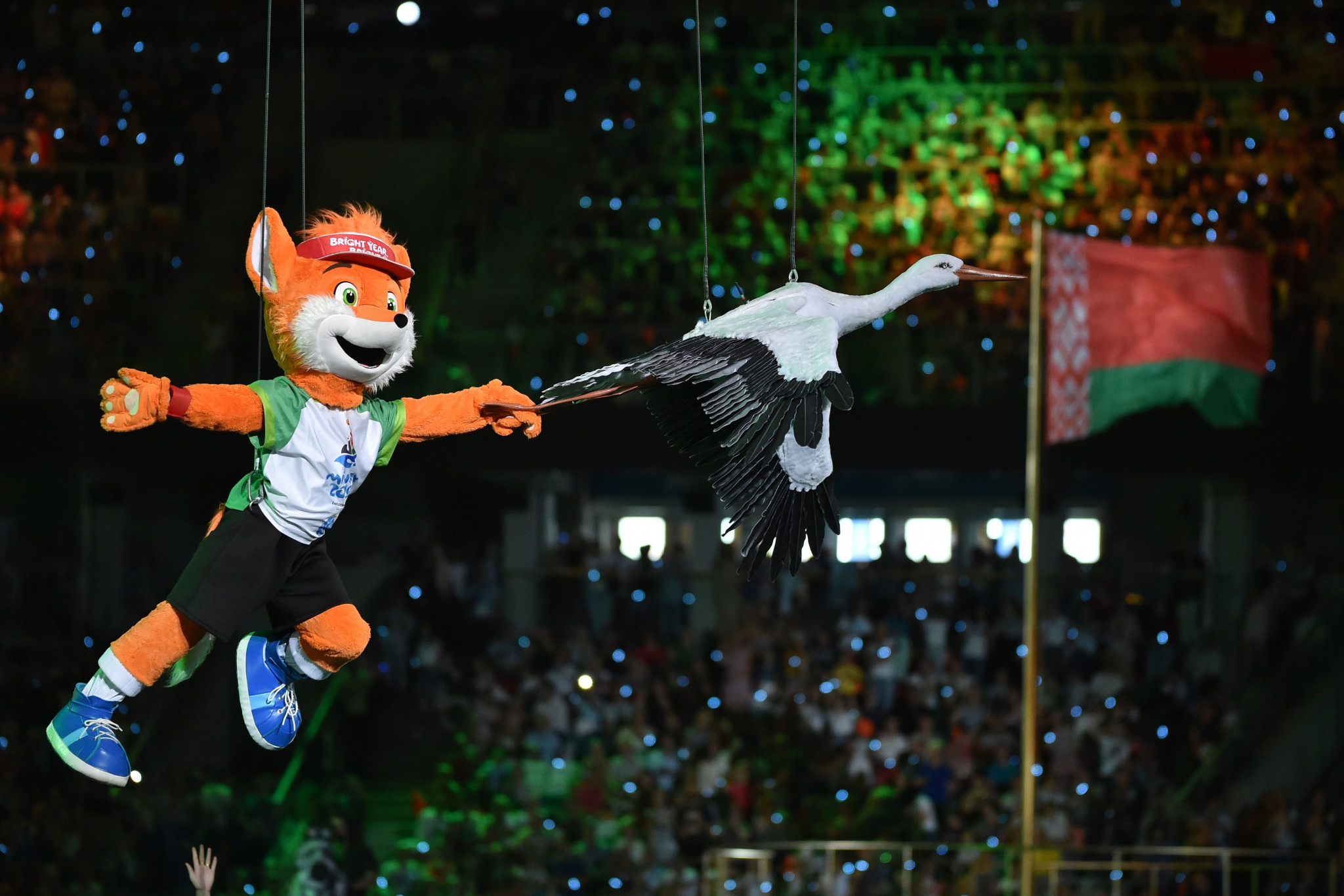 The European Games: Closing Ceremony