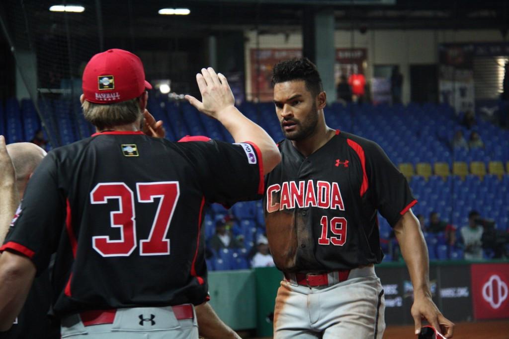 Canada stun Olympic silver medallists Cuba at WBSC Premier12