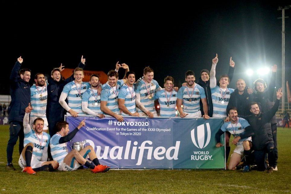 Argentina's men's rugby sevens team qualify for Tokyo 2020