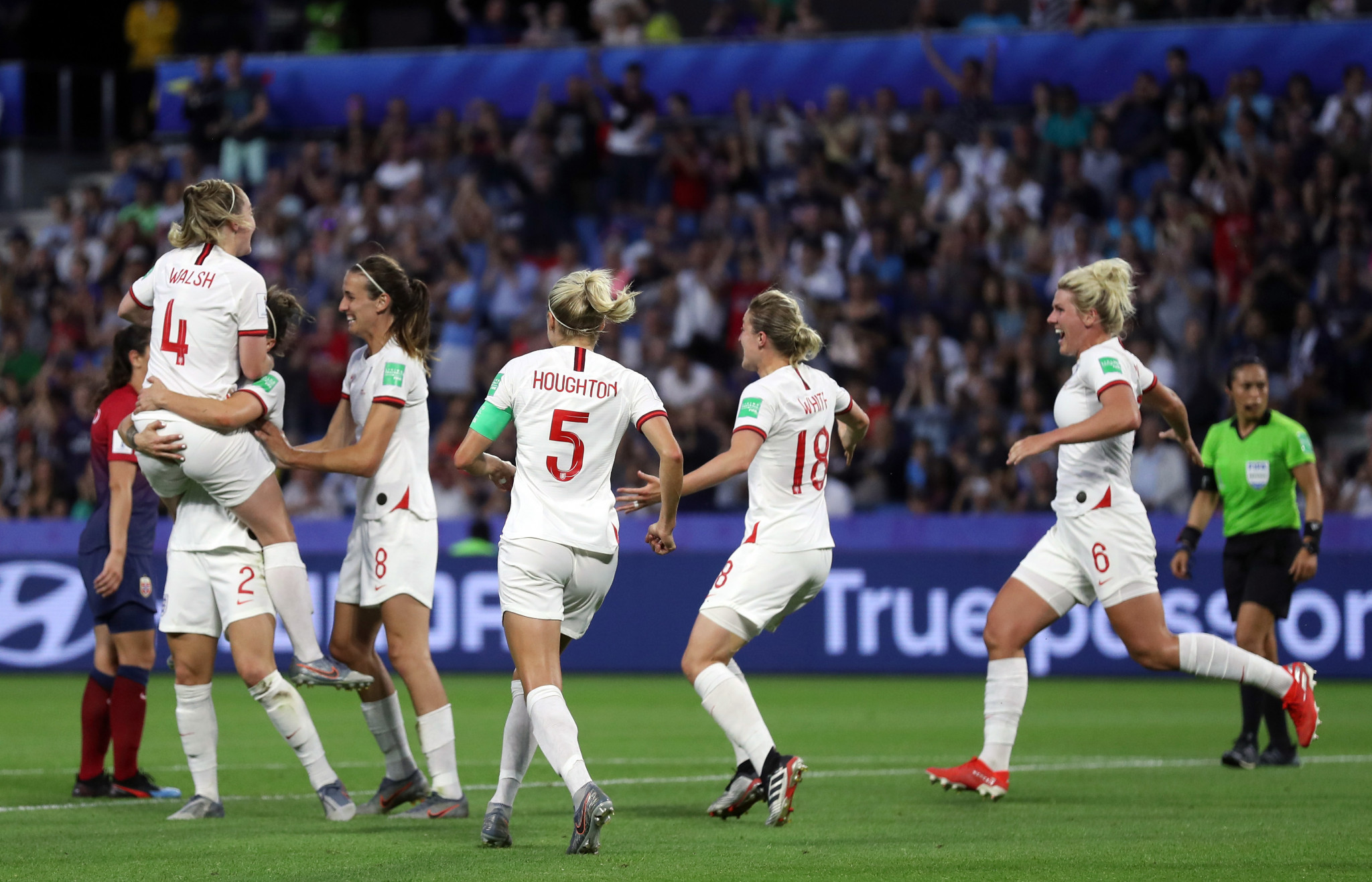 England Team World Cup 2020.England Manager To Lead Team Gb Women S Football Team At