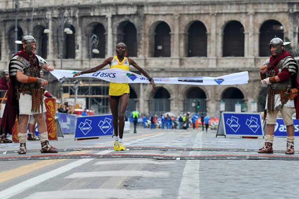 Kenyan marathon runner facing life ban after suspended by AIU for second positive test