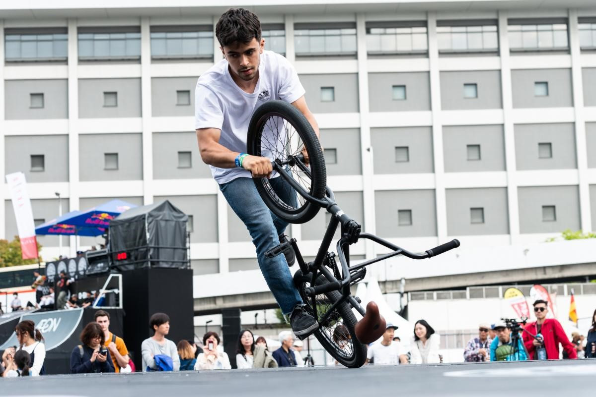 Flatland competition to feature at Urban Cycling World Championships as mountain bike eliminator removed
