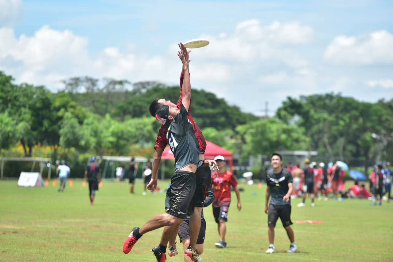 An overwhelming 91.6 per cent of participants cited Ultimate as their primary disc sport ©WFDF