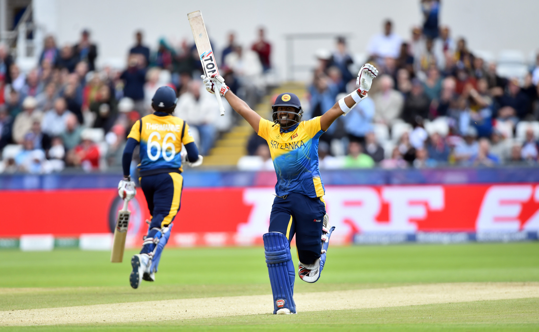 Fernando and Pooran star as Sri Lanka edge West Indies at ICC Cricket World Cup