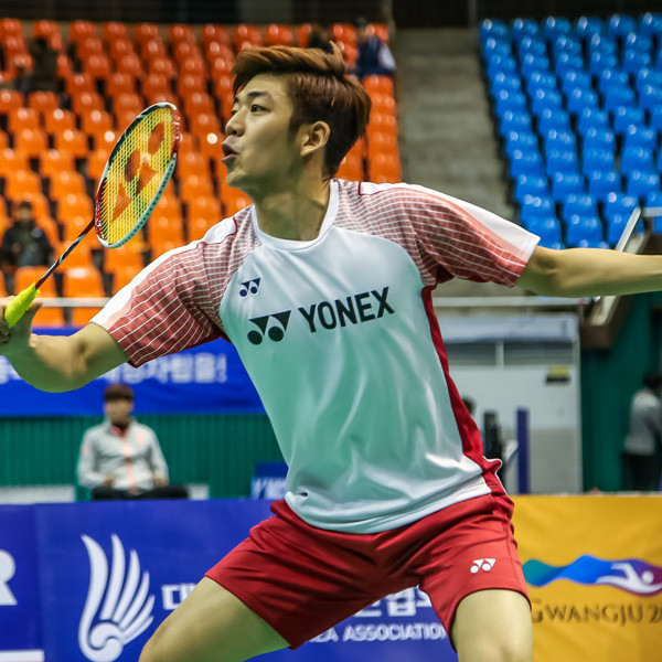 Lee heads strong South Korean squad for BWF Canada Open
