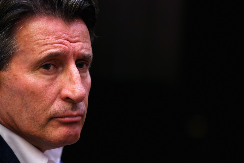 "Exclusive: Coe gets backing from athletics community as he pledges to restore ""trust and credibility"""