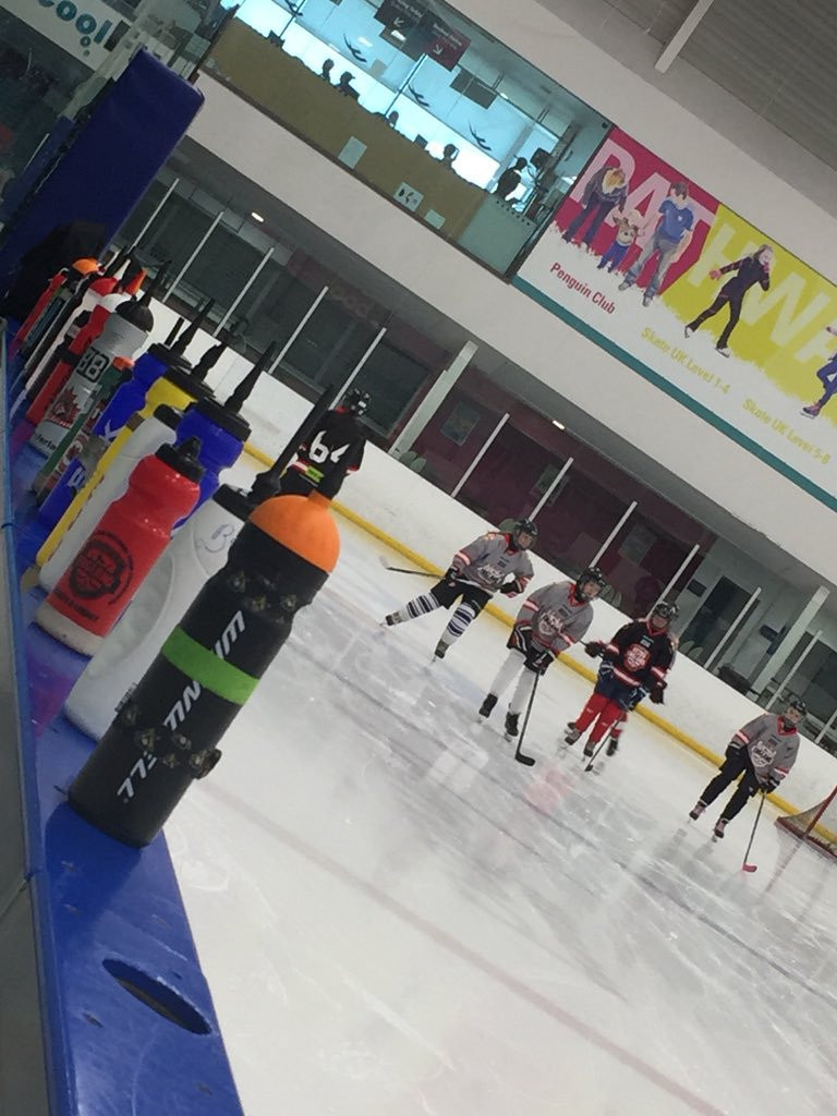 Ice Hockey UK held its first Women's Development Camp in August 2018, in Sheffield ©GB Womens Hockey